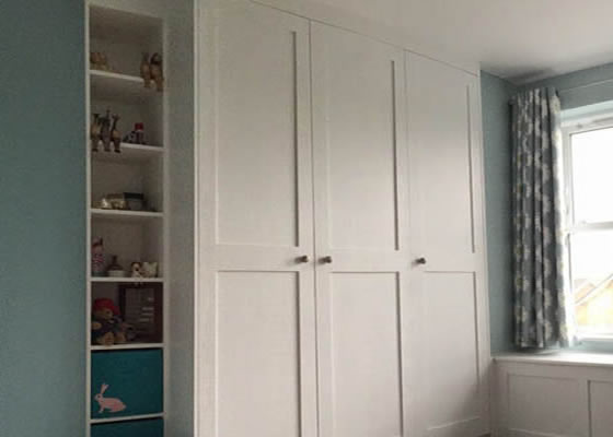 Salisbury Kitchens and Carpentry Fitted Wardrobes